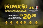 Promoção torcida Resicolor no Criciúma Esporte Clube