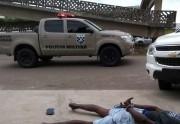 Veículo roubado é apreendido pela PRF no Bairro Esplanada