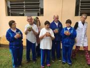 "Alunos da Apae de Içara finalizam projeto ""Cuca Verde"""