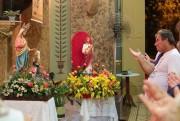 Peregrinação da imagem de Sagrado Coração de Jesus
