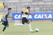 Sub-15 e Sub-17 fazem teste contra o Grêmio
