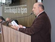 Edil do MDB solicita recuperação de ruas