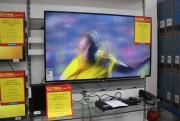 Copa do Mundo impulsiona a venda de televisões