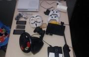 Ladrões mascarados atacam novamente