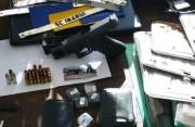 Operação contra desmanche de veículos em Içara
