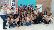 Coralistas infanto juvenil e adulto participam de festival