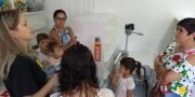 Apae de Içara inaugura sala de ensino adaptada