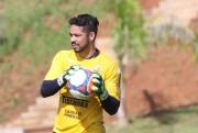 Goleiro Luiz Silva retorna ao time titular do Criciúma