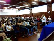 ACTU promove palestra 'Fazer o bem faz bem'
