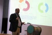 Presidente do CNE leva reflexões à Formação Continuada da Unesc