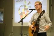 História de superação inspira palestra para educadores em Içara