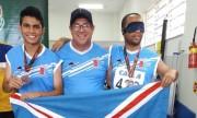 Representantes de Içara garantem seis medalhas no Parajasc