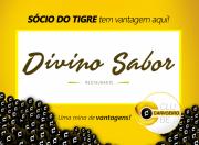 Restaurante Divino Sabor entra para o Clube Carvoeiro