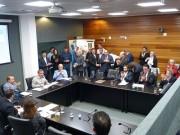 Parlamentares recebem 16 propostas para emenda coletiva de bancada