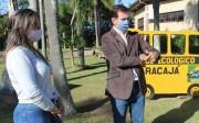 Parque Ecológico do Município de Maracajá reabre ao público
