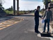 Avenida Procópio Lima tem pavimentação concluída e próxima etapa são as calçadas