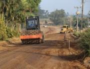 Pavimentação asfáltica em Santa Cruz terá base química