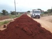 Asfalto na ICR-356, em Vila Alvorada contribuirá para diminuição de poeira