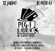 Evento Pega Ladrão é lançado em Içara