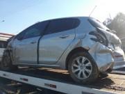 PM prende criminoso e recupera veículo roubado e televisão furtada