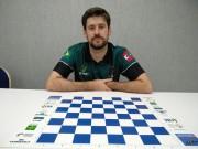 Em Portugal, Claudionor tenta conquista para xadrez de Içara