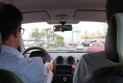 Carro elétrico da Satc está autorizado a circular em Criciúma