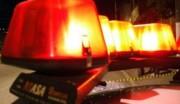 Bar é alvo de assaltantes, em Morro da Fumaça