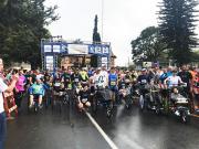 Pernas Solidárias participa da etapa São Miguel do Oeste do Circuito Unimed de Corridas
