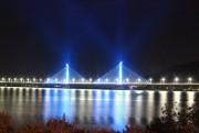 Ponte Anita Garibaldi terá manutenção elétrica nesta quinta-feira (10)