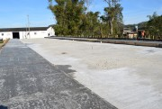 Segunda ponte de Jacinto Machado está 70% concluída
