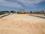 Ponte de acesso ao bairro Esperança é liberada