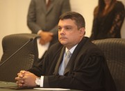 Fernando Lobo D'Eça toma posse como juiz efetivo no TRE-SC