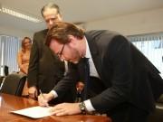 Tribunal Regional Eleitoral de SC tem novo juiz substituto
