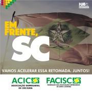 """""""Em Frente, Criciúma"""": é hora de reagir e emergir da crise ainda mais fortes"""