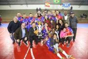 Prefeitura é tri-campeã do Campeonato Interfirmas de Futsal de Içara