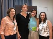 Em Florianópolis, alimentação escolar de Içara é premiada