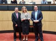 Unesc recebe prêmio Destaque SC 2019 na Alesc