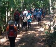 4ª Proclamação nos Canyons supera os 100 participantes