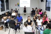 Profissionais do Programa Ritmo e Saúde participam de capacitação