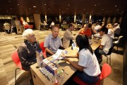 BC Convention finaliza semana de ações no Chile