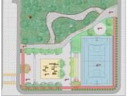 Içara: Demboski terá primeira praça cercada do município