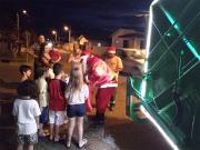 Grupo RAC segue com ação de Natal nas cidades onde atua