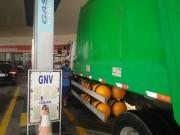RACLI inicia projeto com caminhão movido a GNV para coleta de resíduos