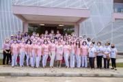 Casa Rosa é inaugurada com centralização de entidades direcionada a saúde