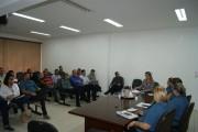 Secretária Municipal de Saúde apresenta atividades
