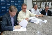 Unisul e Prefeitura assinam convênio de cooperação técnico-científica