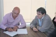 Balneário Rincão oficializa parceria com Hospital São Donato