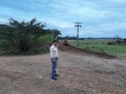 Prefeitura de Jacinto Machado faz manutenção de rodovia