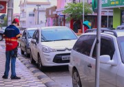 Estacionamento rotativo inicia atividades nessa segunda-feira