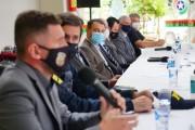 Investigação das forças de segurança de SC resulta na prisão de 14 suspeitos